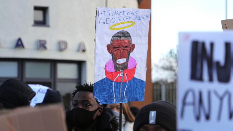 George Nkencho shooting: Racial tensions in Dublin's suburbs